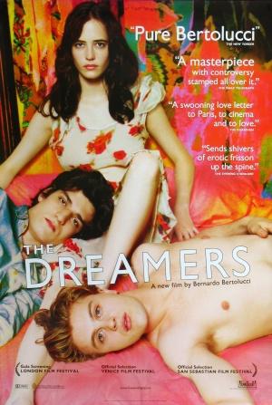 Постер к მეოცნებენი - The Dreamers - ქართულად