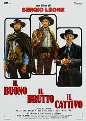 Постер к კარგი, ცუდი, ბოროტი - Il Buono, il brutto, il cattivo ქართულად