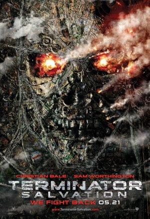 Постер к Terminator Salvation / ტერმინატორი 1, 2, 3, 4